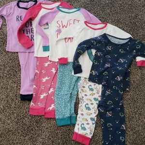 Pajamas - Lot of 5